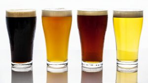different beers have different alcohol by volume