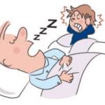 sleep apnea snoring cure