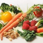healthy foods that are part of the nutritionist's functional medicine plan