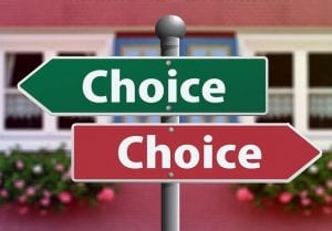 choices signs