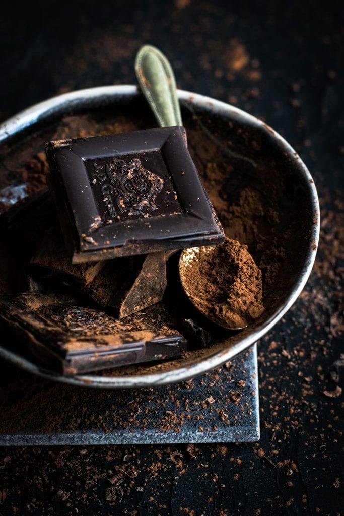 eating chocolate health benefits