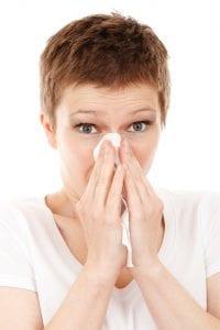 elimination diet relieves drippy nose