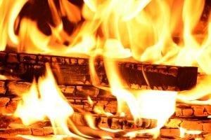 fire of inflammation burns hot