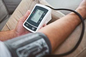 home blood pressure cuff