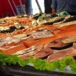 wild caught seafood
