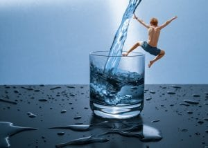 water fights inflammation