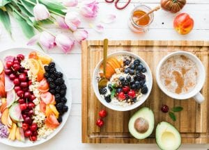 weight loss through healthy food